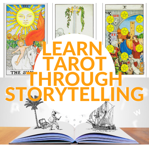 Reading Cards Through The Art of Storytelling